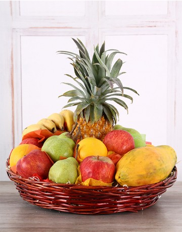 Fruit Basket in Durban, South Africa