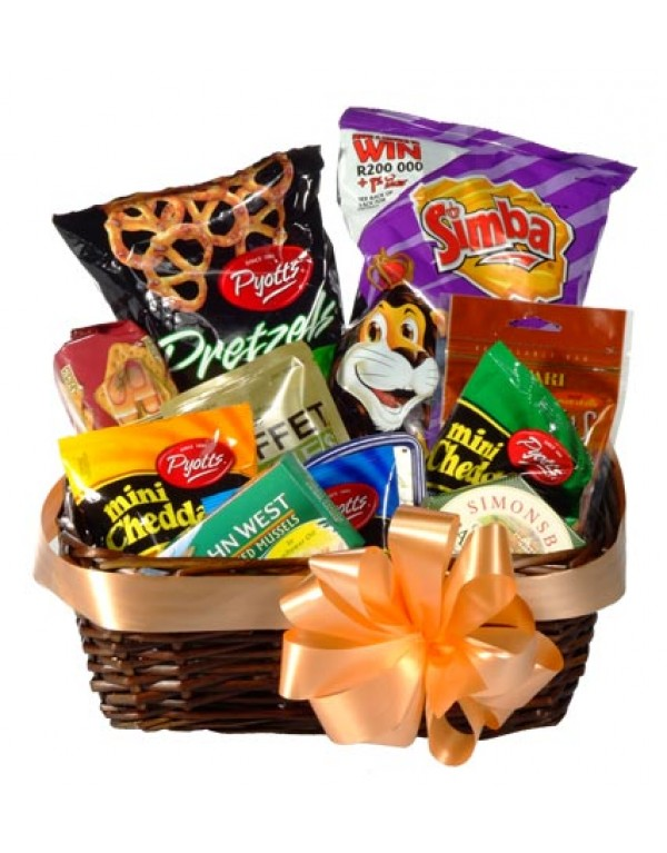 Chocolate Gift Boxes South Africa : Gourmet gift basket in durban south africa florist