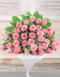 Pink Rose Bouquet in Durban