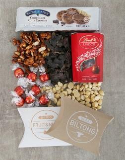 Santas Snack Box
