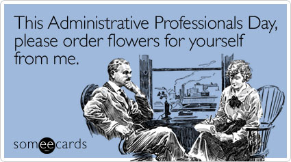 Secretaries Day Flowers