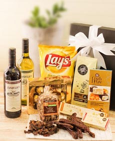 Custom Food Hampers