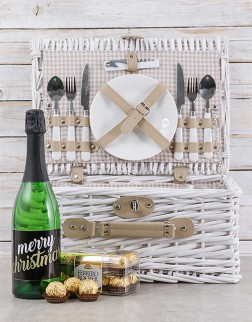 Christmas Picnic Hamper